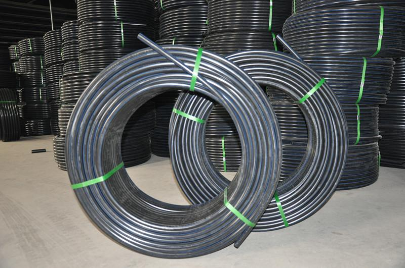 Application of PE pipe in drainage